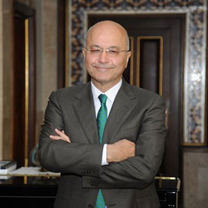 Barham Salih Current Affairs – 3 4 October 2018