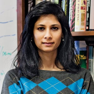 gita gopinath Current Affairs – 1 2 October 2018